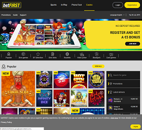 betfirst-casino-game