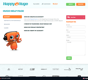 happy-hugo-casino-support