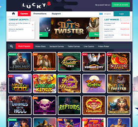 lucky8-casino-games