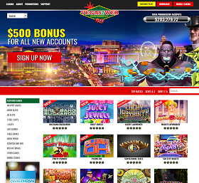 vegas2Web-casino