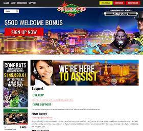 vegas2web-casino-support