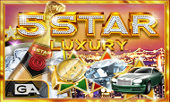 five-star-luxury-gameart