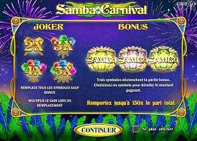 samba-carnival-avis-jeu