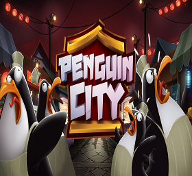 penguin-city-machine-a-sous-yggdrasil-gaming